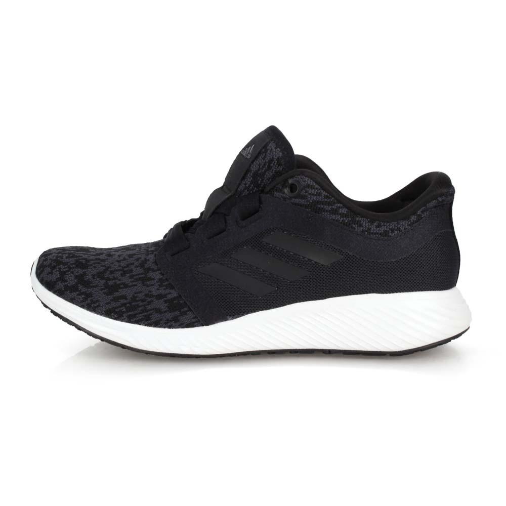 ADIDAS EDGE LUX 3 W 女慢跑鞋-愛迪達 黑麻灰@EE8998@