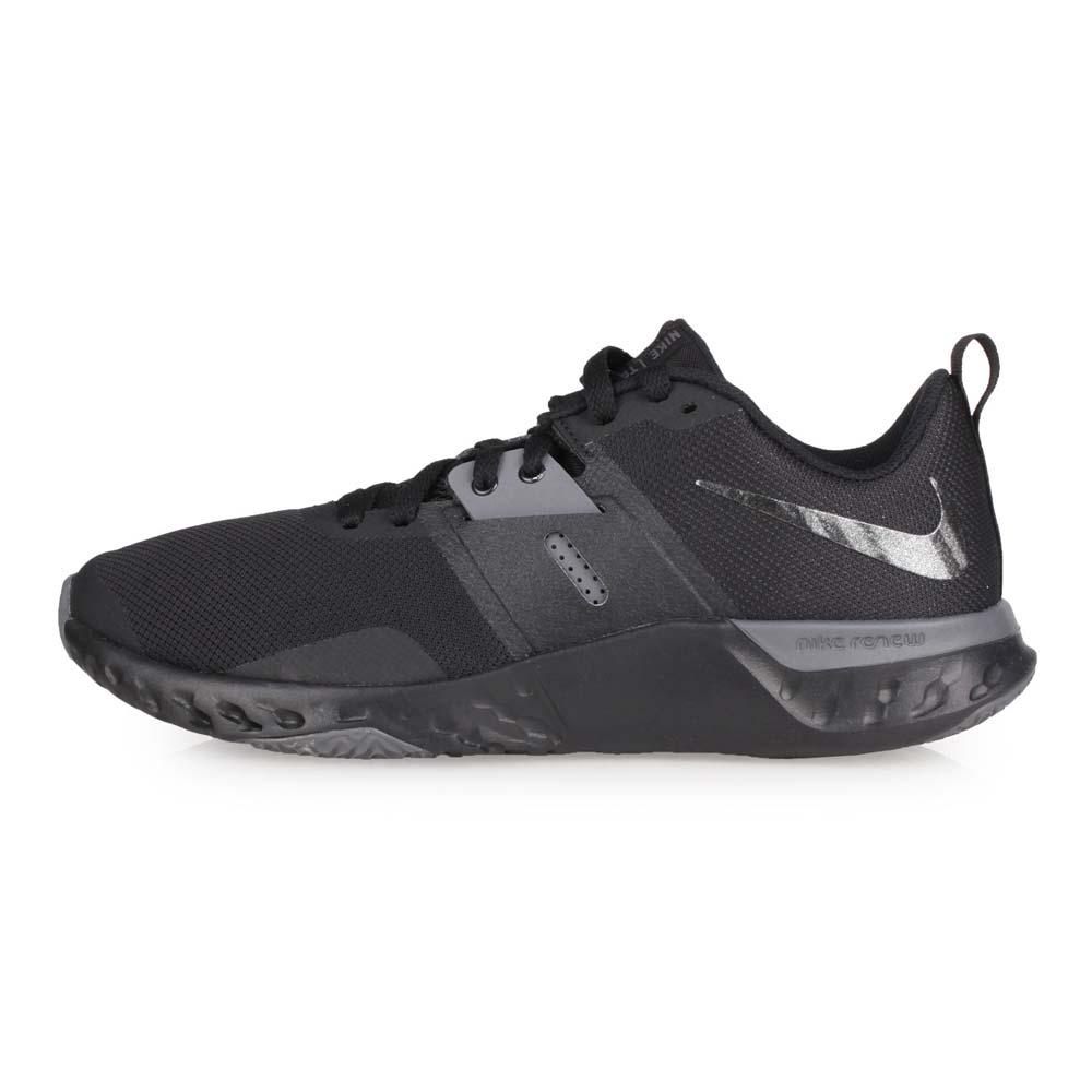 NIKE RENEW RETALIATION TR 男訓練鞋-慢跑 路跑 健身 黑灰@AT1238005@