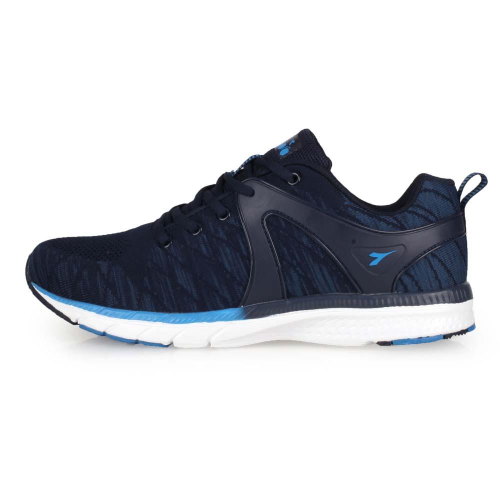 DIADORA 男專業輕量慢跑鞋-路跑 丈青藍@DA9AMR7756@