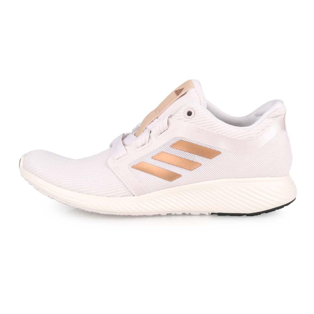 ADIDAS EDGE LUX 3 W女慢跑鞋-愛迪達 路跑 淺淺粉金@EF7010@