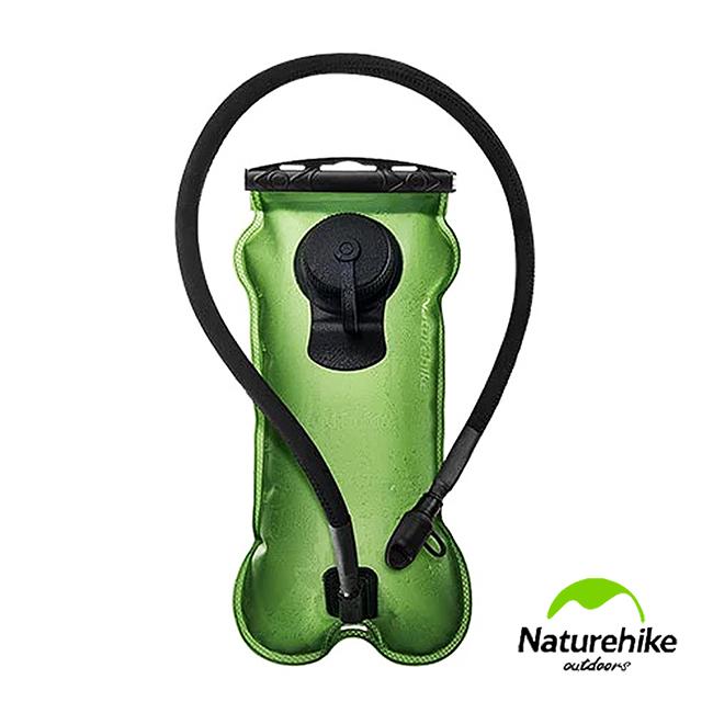Naturehike  便携式吸嘴饮水袋3L (绿色)