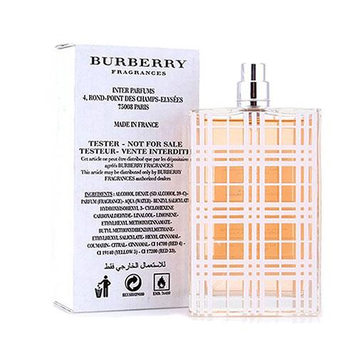 Burberry Brit 風格女性淡香水 100ml tester