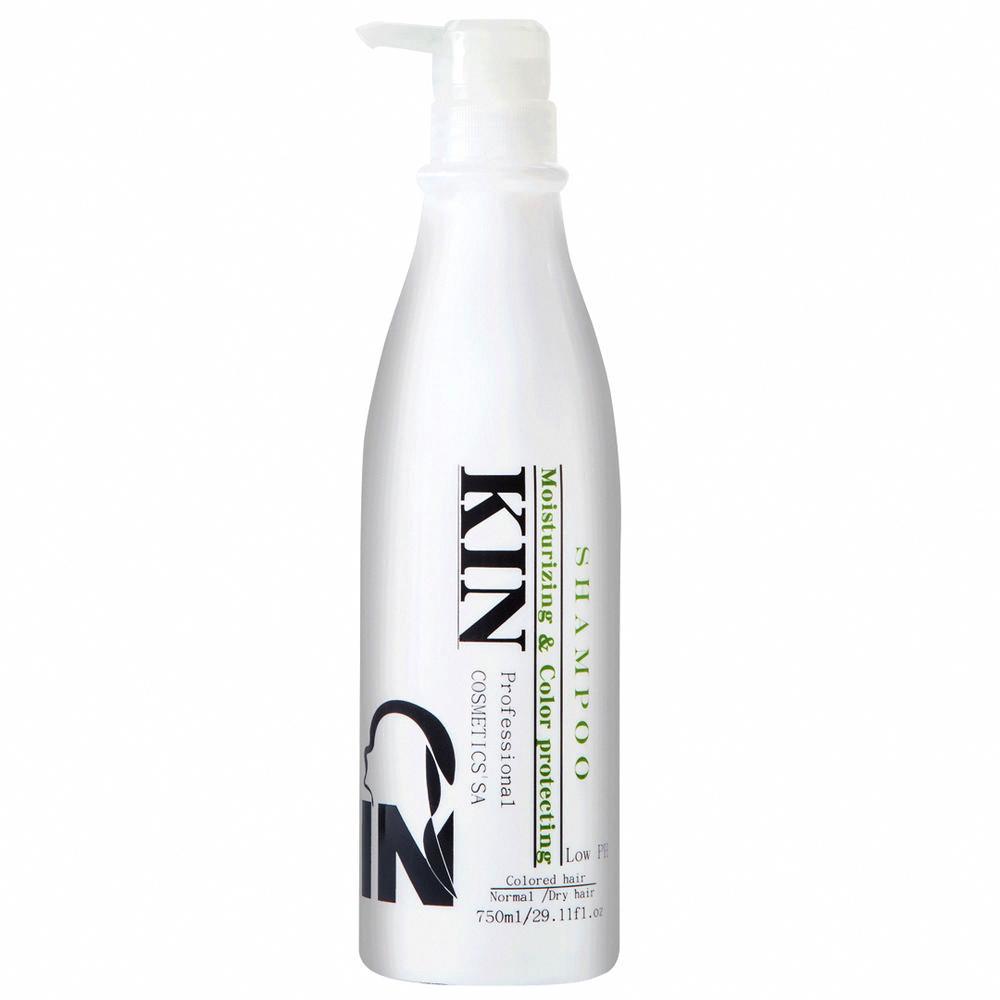 【KIN卡碧絲】還原酸蛋白保濕護色洗髮精 750ml
