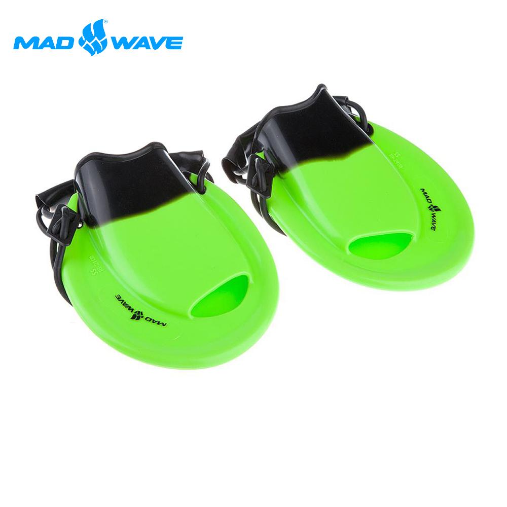 俄罗斯MADWAVE 工学蹼训练蛙鞋 POSITIVE DRIVE
