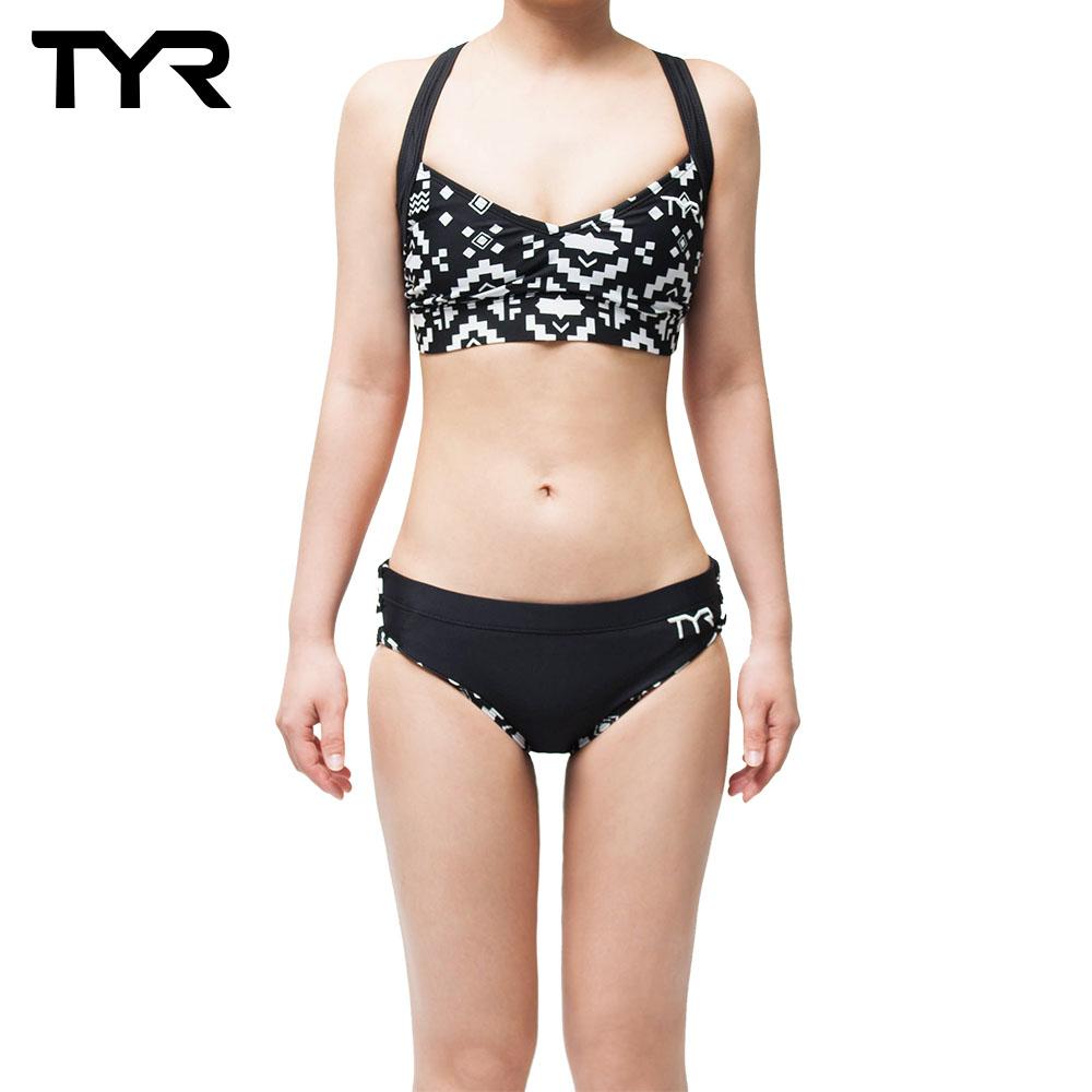美国TYR Zelia Sporty Bikini两件式三角泳装