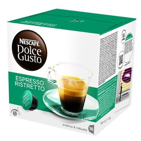 雀巢 義式濃縮濃厚咖啡膠囊 ^(Espresso Ristretto^) ^(16顆 盒^