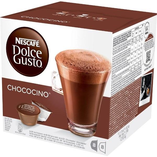 雀巢 巧克力歐蕾膠囊 Chococino   16顆 盒