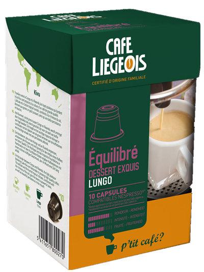 Liegeois 比利時 烈日咖啡膠囊~ 艾奇力柏 #201 quilibr #233 N