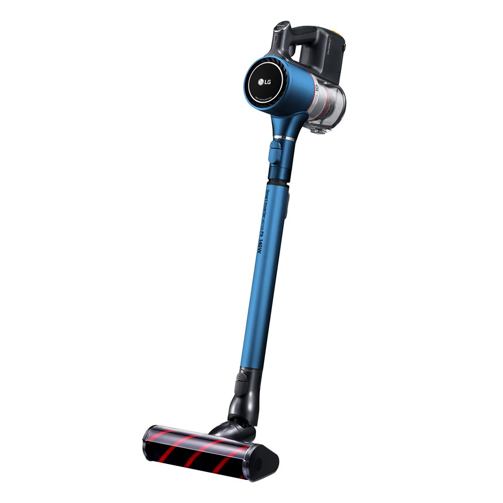 [9/30前回函送电动除螨吸头]LG乐金 CordZero A9 无线吸尘器 A9DDFLOOR(星舰蓝)