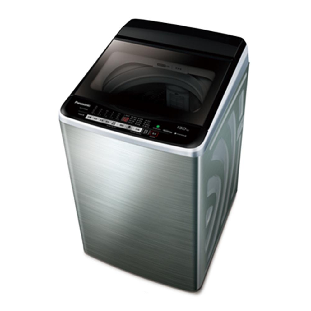 【Panasonic 國際牌】13公斤單槽超變頻洗衣機NA-V130EBS-S