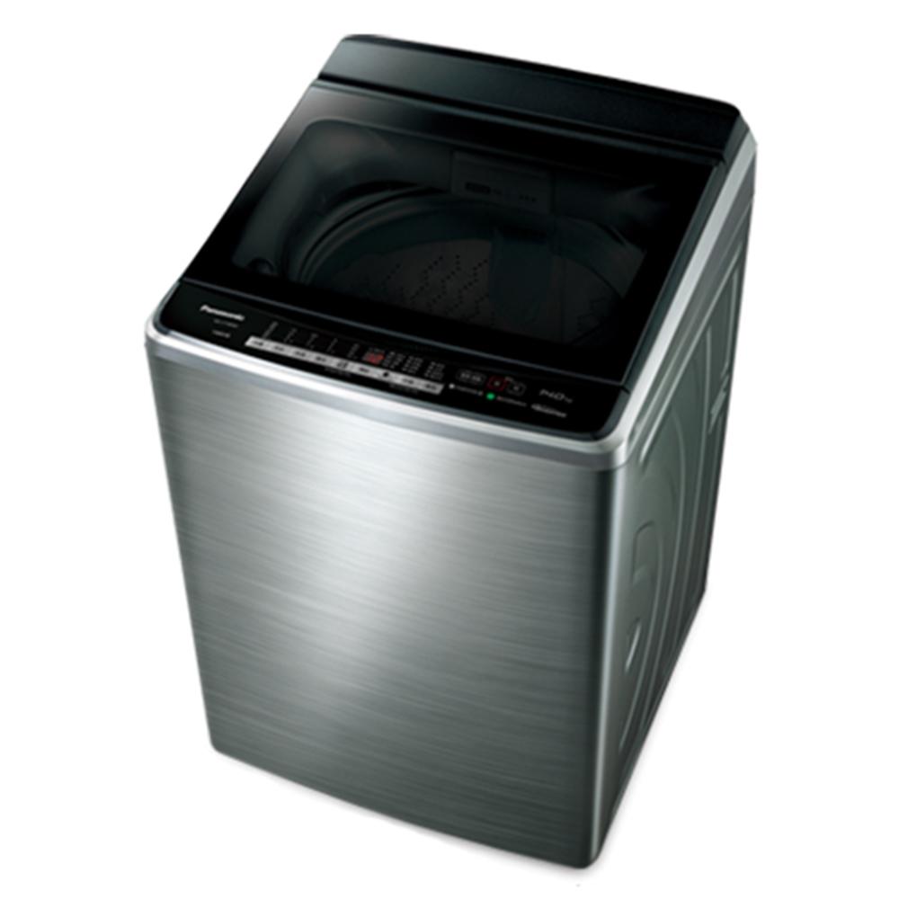 【Panasonic 國際牌】17公斤單槽超變頻洗衣機NA-V188EBS-S