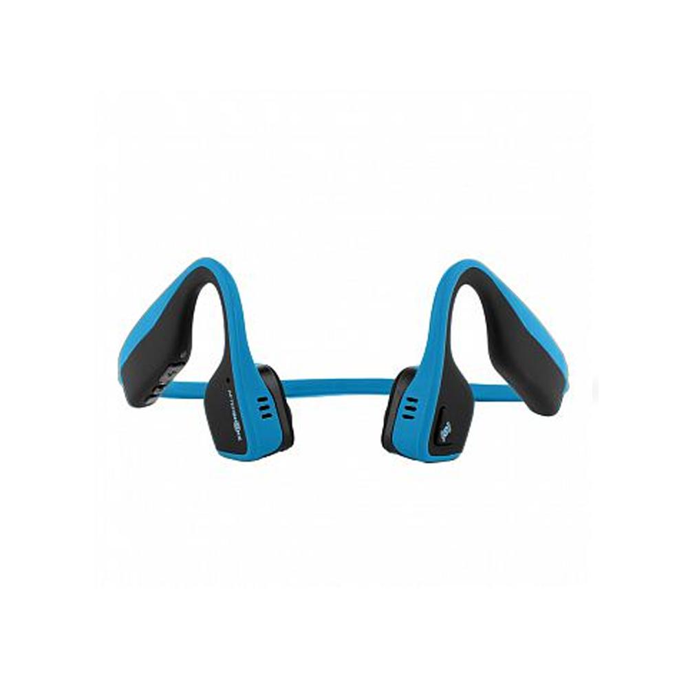 AFTERSHOKZ Titanium AS600 骨傳導 藍牙運動耳機 海洋藍