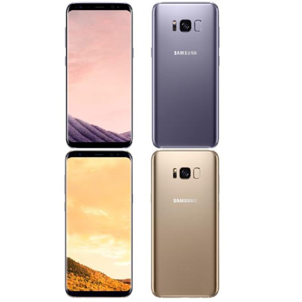 SAMAUNG Galaxy S8 Plus 6.2吋 4G/64G 智慧型手机赠原厂无线充电盘+组合式背盖