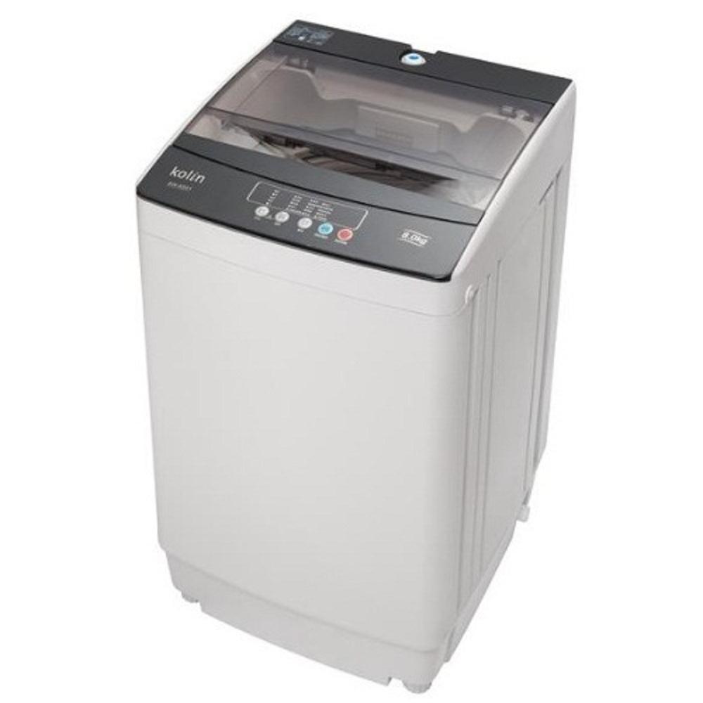 【KOLIN 歌林】8公斤洗衣机 BW-8S01