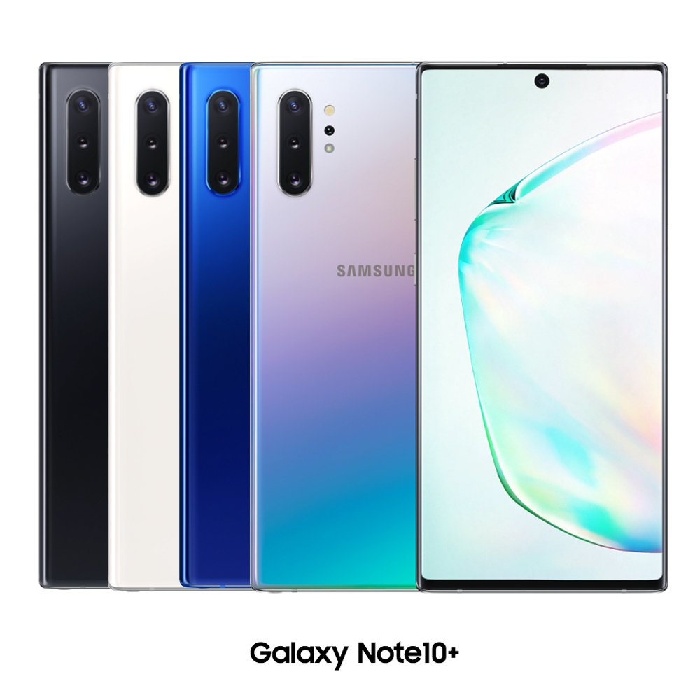 <送雙好禮>SAMSUNG三星Galaxy Note10+ 12G/256G 6.8吋智慧手機