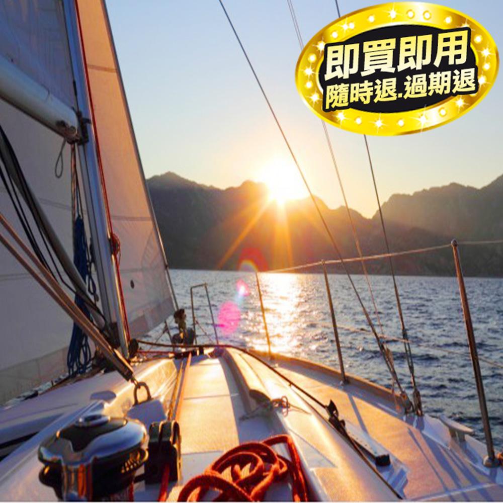 【屏東】墾丁微醺帆船航海假期