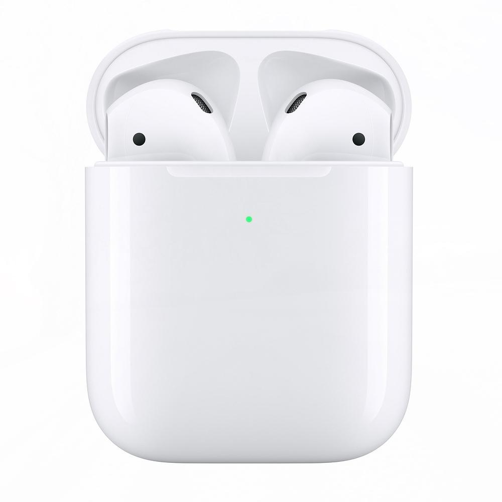 Apple AirPods 搭配無線充電盒版(MRXJ2TA/A)