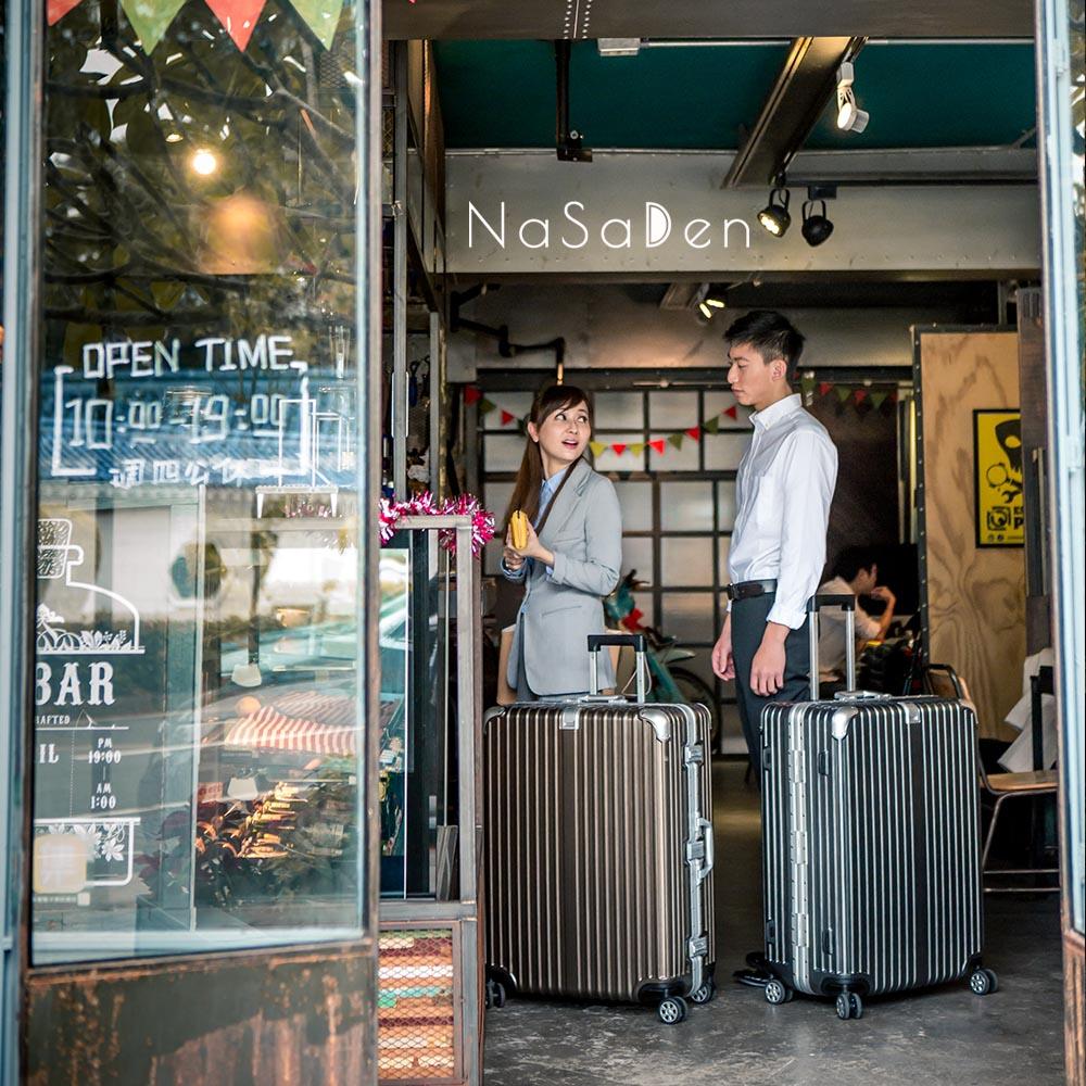 【德国纳莎登NaSaDen】林德霍夫系列29吋铝框行李箱