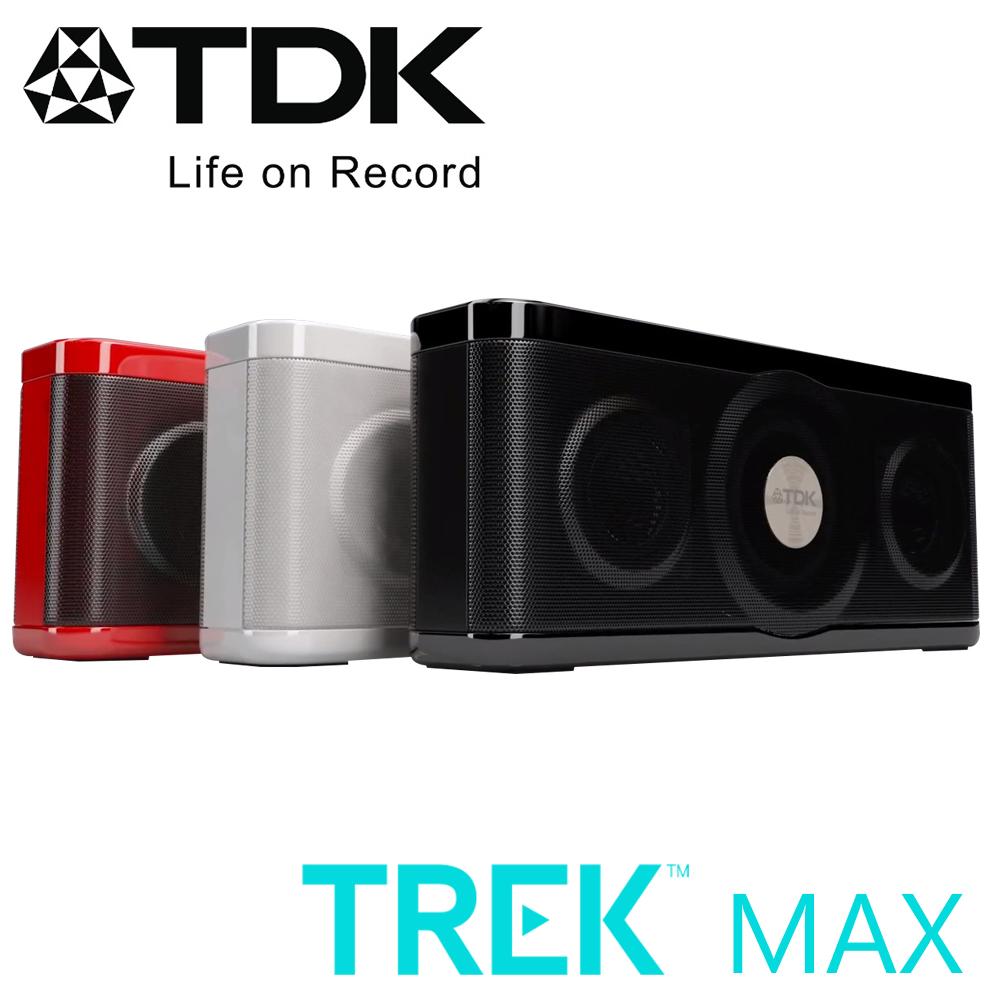 TDK TREK A34 MAX NFC 防水防塵Hi-Fi高傳真藍牙音響