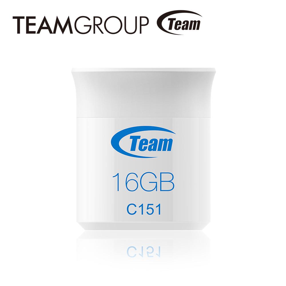 Team 十銓科技 C151 繽紛輕巧碟 16GB