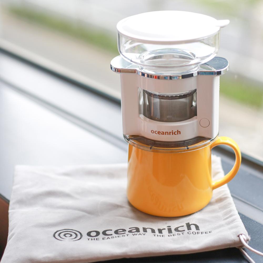 【全廉優惠】OCEANRICH便攜旋轉萃取咖啡機S2系列