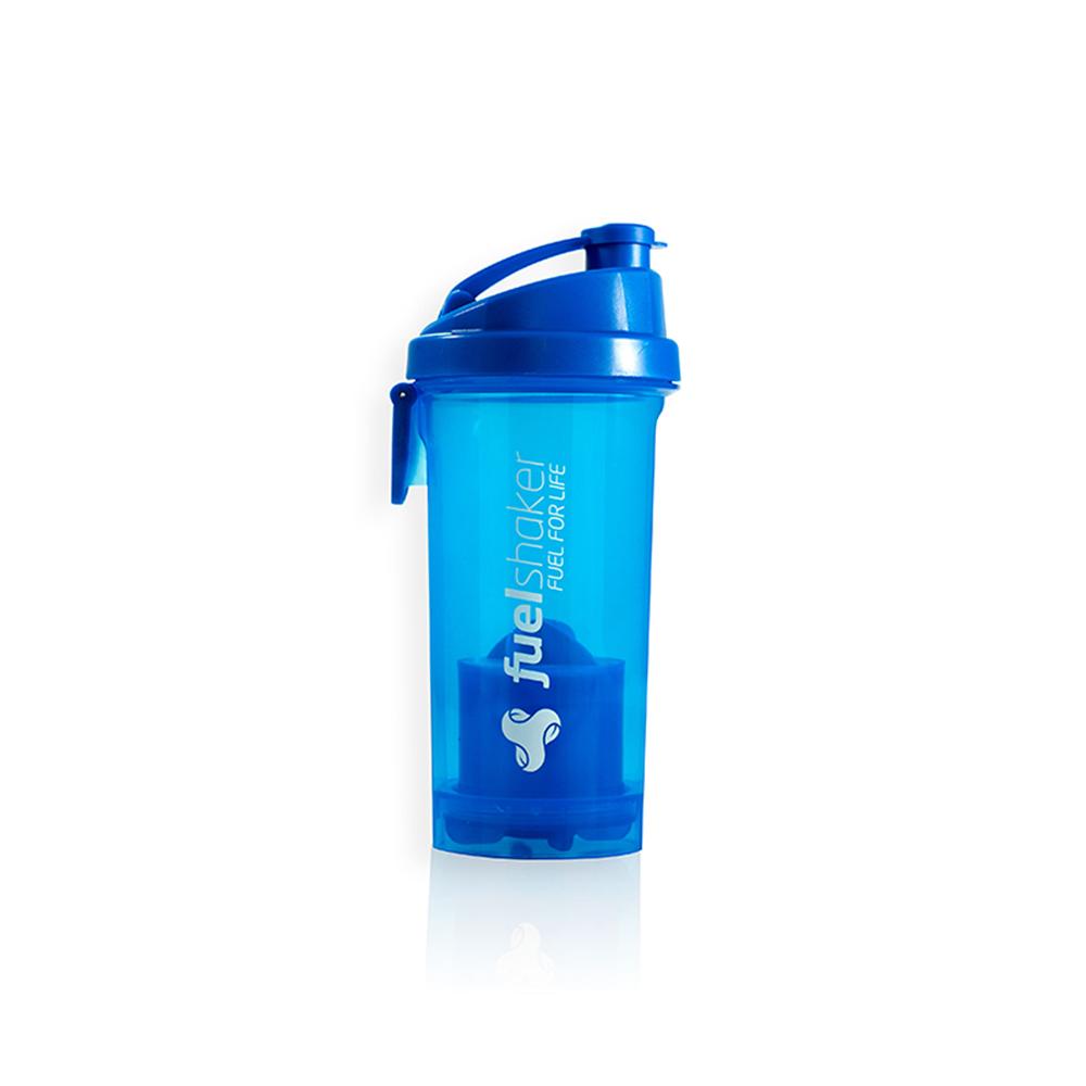 Fuelshaker 运动能量手摇杯 - 钴蓝色
