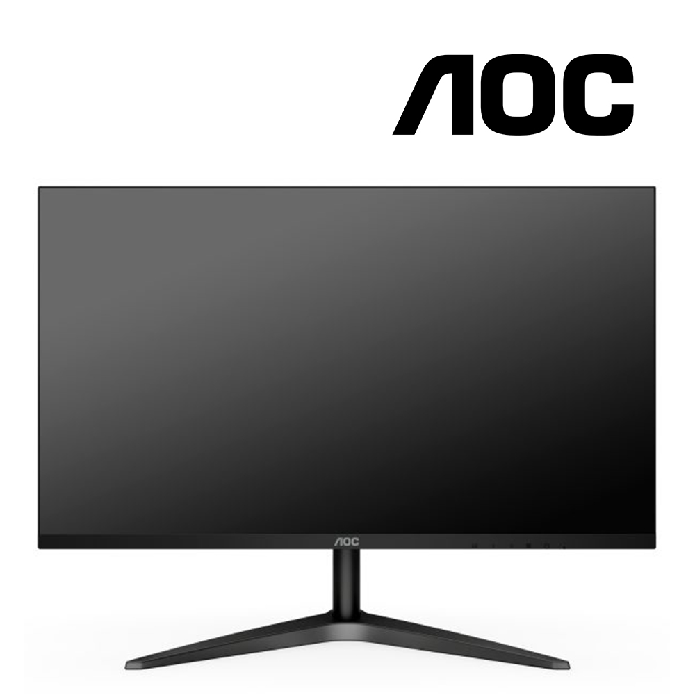 AOC 27型 低藍光不閃屏螢幕 27B1H