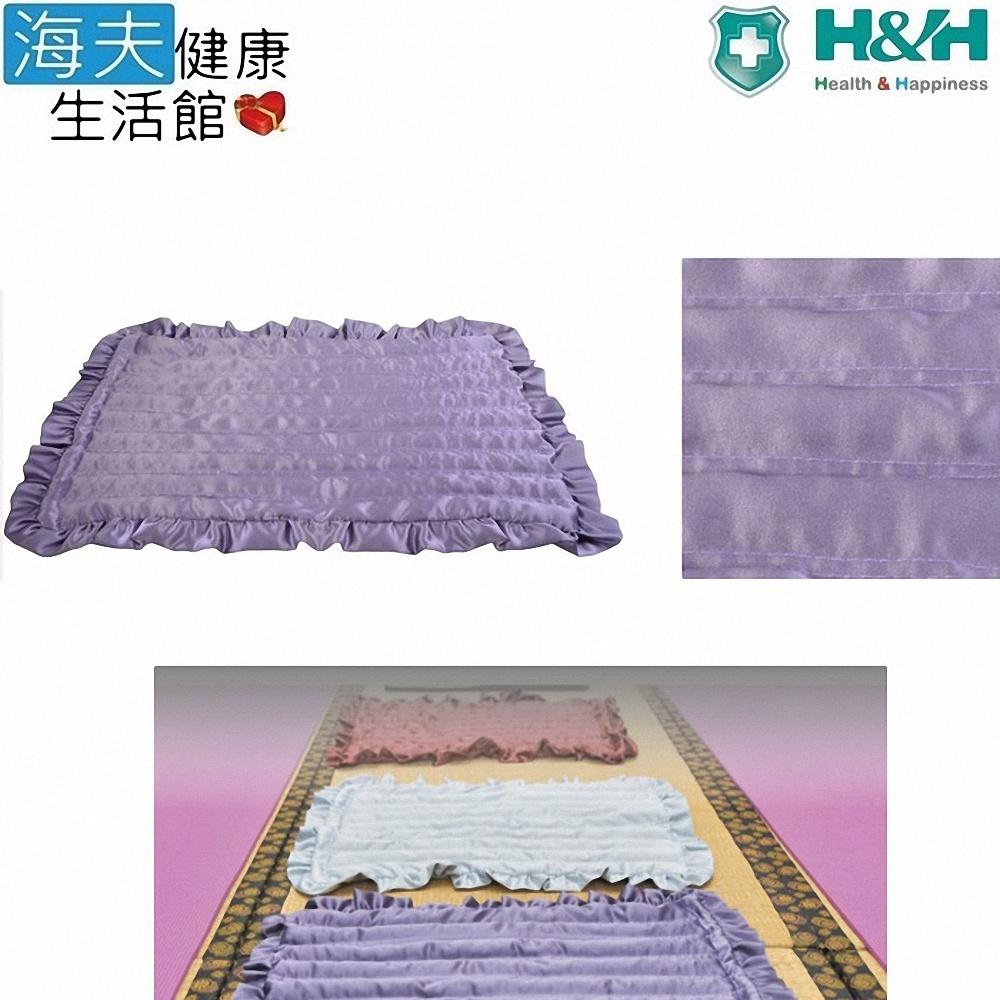 【海夫健康生活馆】南良 H&H 台湾墨绿玉 元气坐垫(53x37cm)
