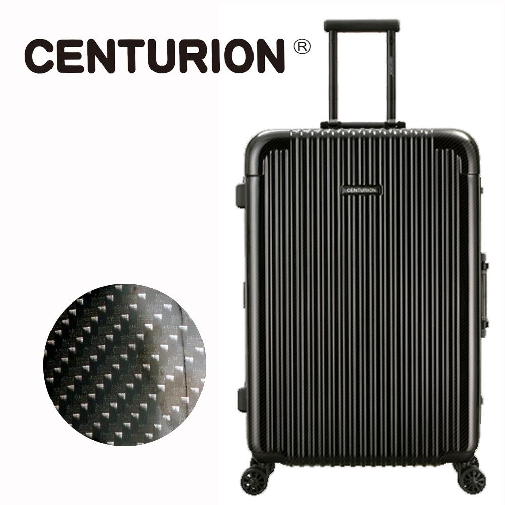 【CENTURION】美国百夫长29吋行李箱-奥兰多黑mco(铝框箱)