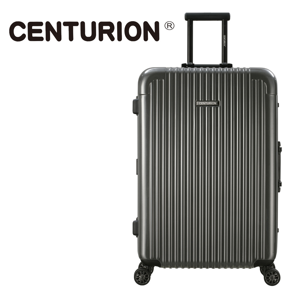 【CENTURION】美国百夫长29吋行李箱-巴拉克.欧巴马p44(铝框箱)