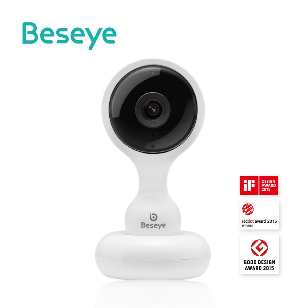 Beseye Pro 雲端智慧攝影機- 棉白