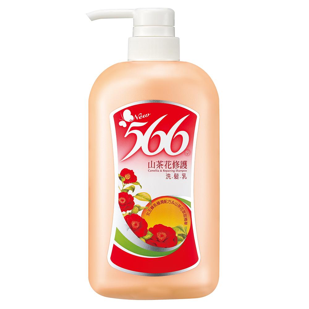 ~566~山茶花修護洗髮乳~800g