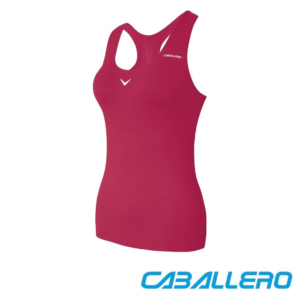 【CABALLERO 機能服飾】女款長版運動背心