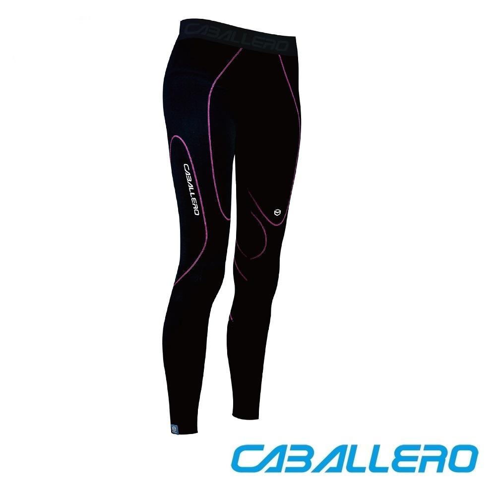 【CABALLERO 機能服飾】女款一體成型高機能壓縮褲