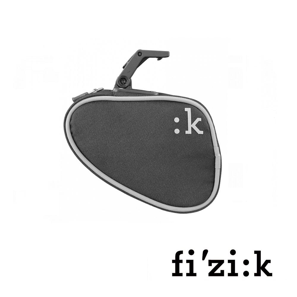 【fizik 車用部品】KLI:K 快扣式座墊袋 ★ 中型尺寸