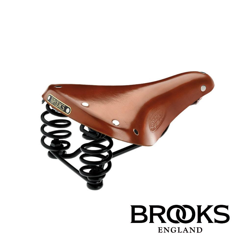 【BROOKS】Flyer S Classic系列 女用 皮革座墊