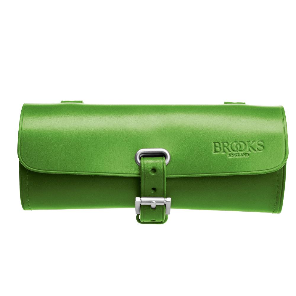 【BROOKS】CHALLENGE 皮革座墊包 (小)