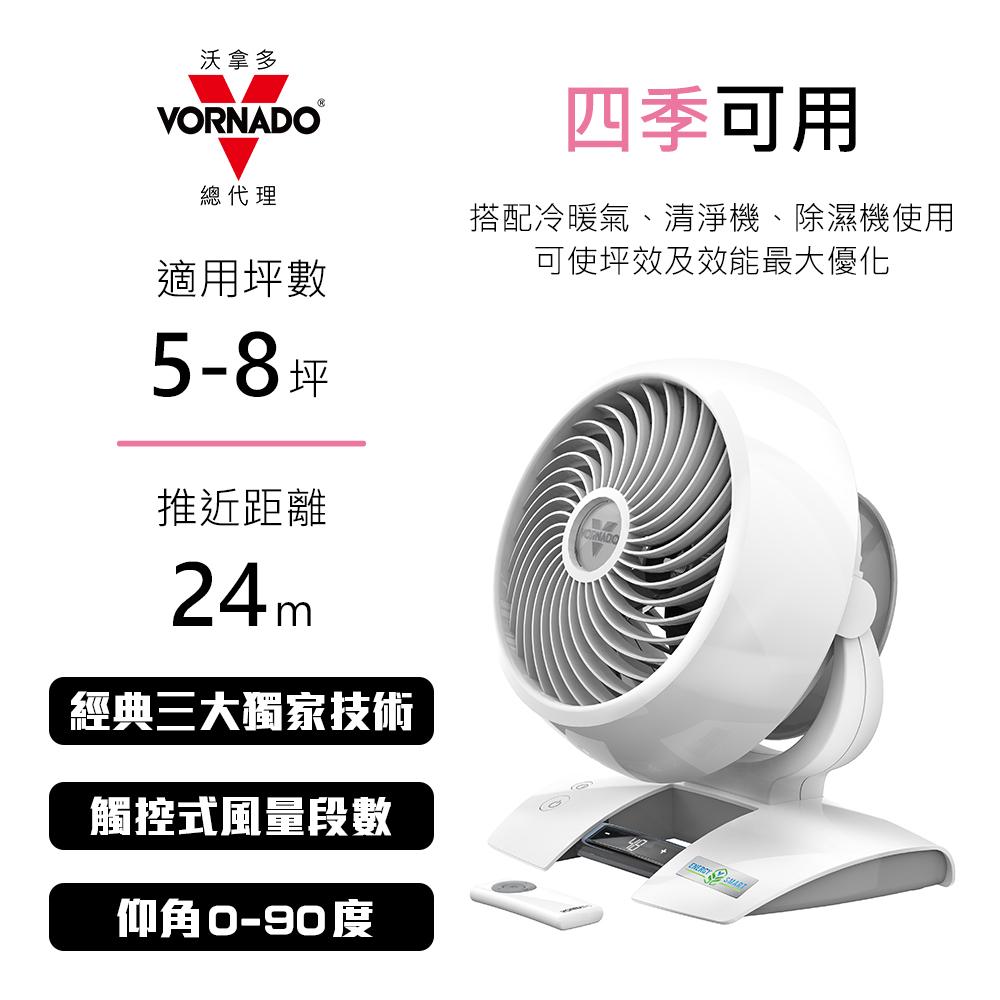 VORNADO DC直流-涡流空气循环机 5303DC-TW