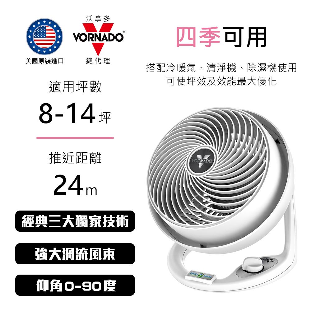 VORNADO DC直流-涡流空气循环机 610DC2-TW