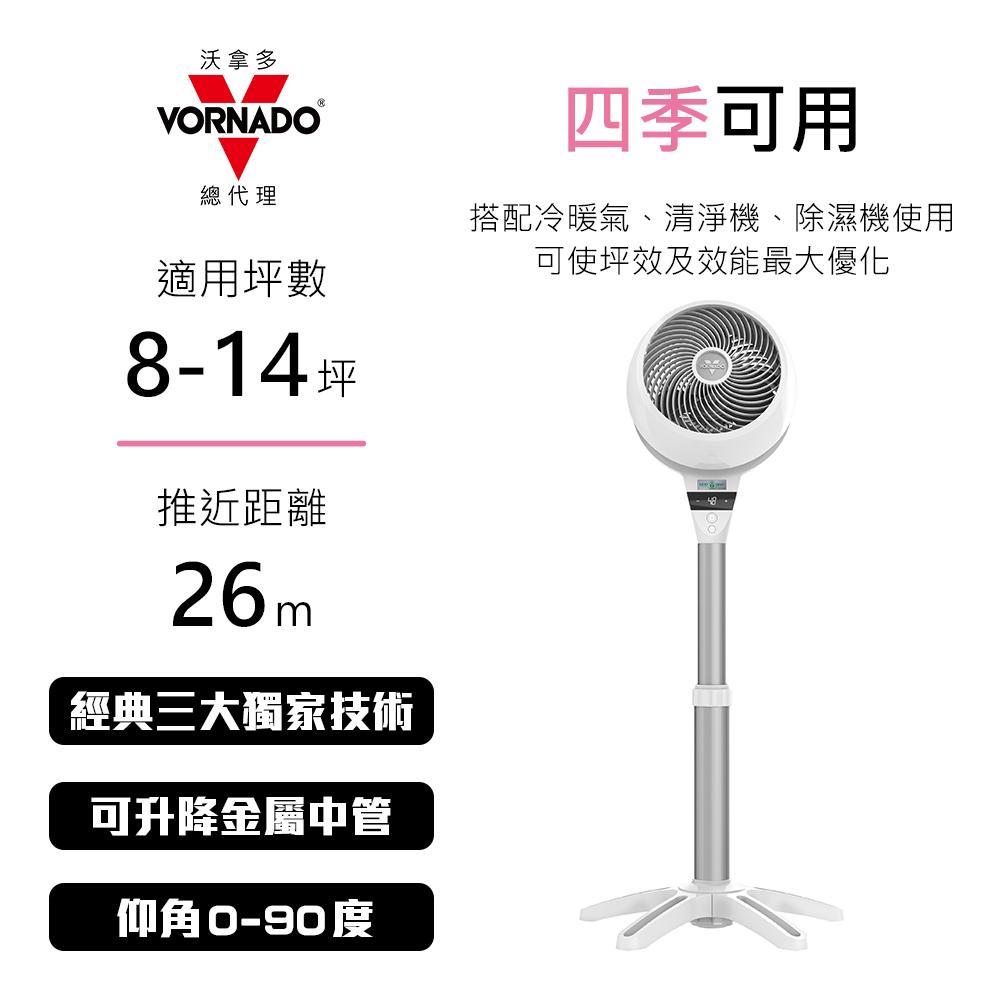 VORNADO DC直流-涡流空气循环机 6803DC-TW