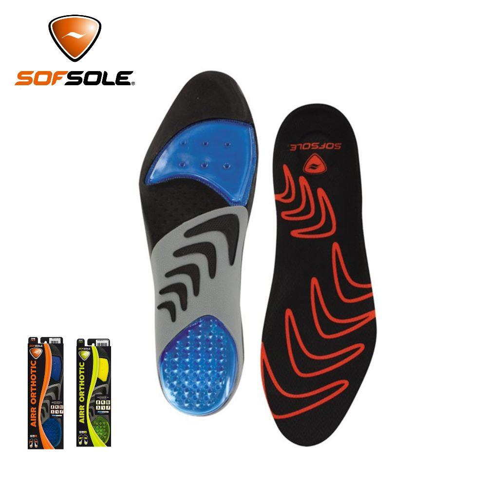 【美国 SOFSOLE】AIRR ORTHOTIC 气垫式足弓支撑鞋垫 S1338