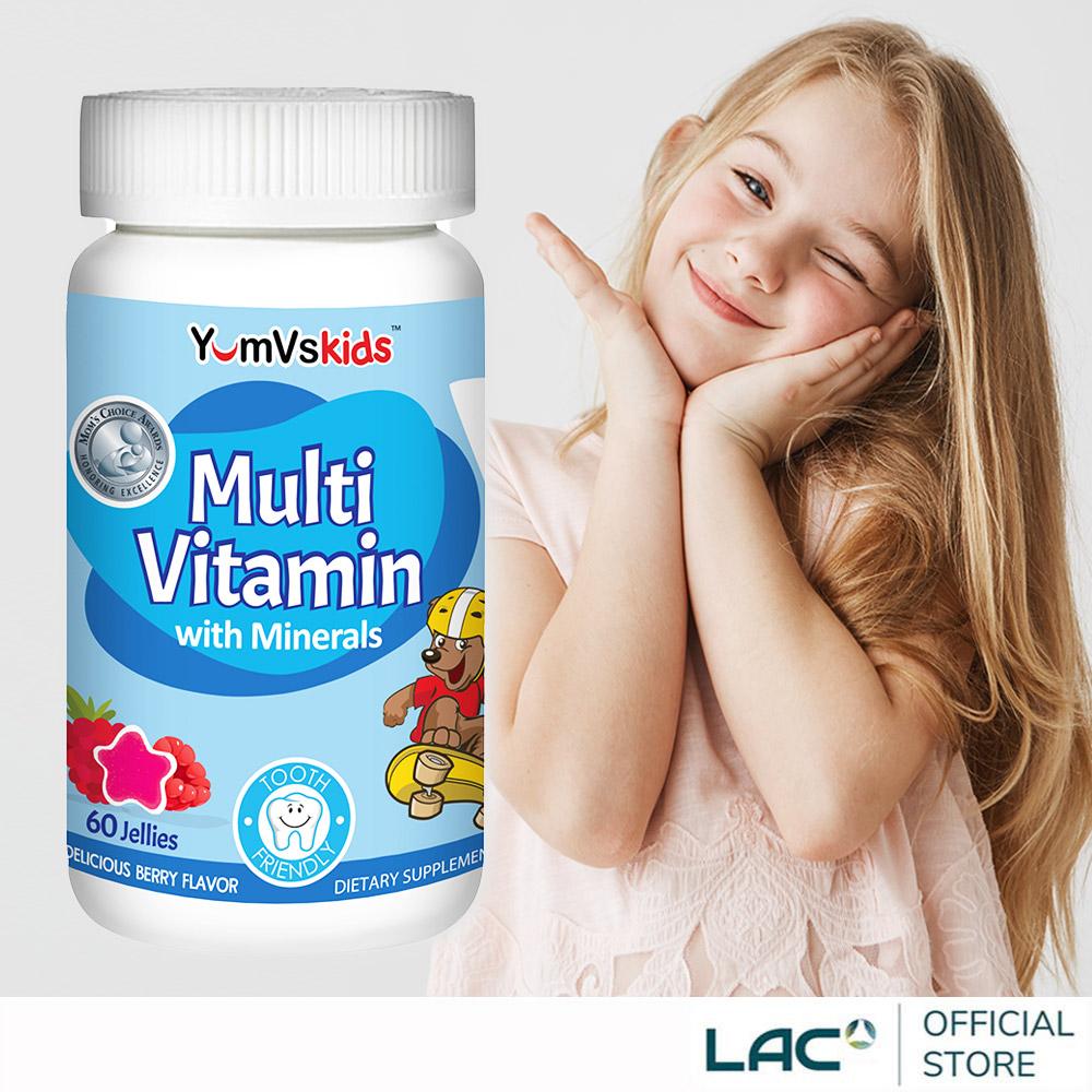 【GNC健安喜】抗疫限定 快樂熊綜合維他命軟糖-綜合水果口味 60顆