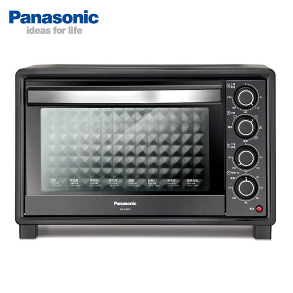 【Panasonic】32L 雙溫控/發酵烤箱 NB-H3203