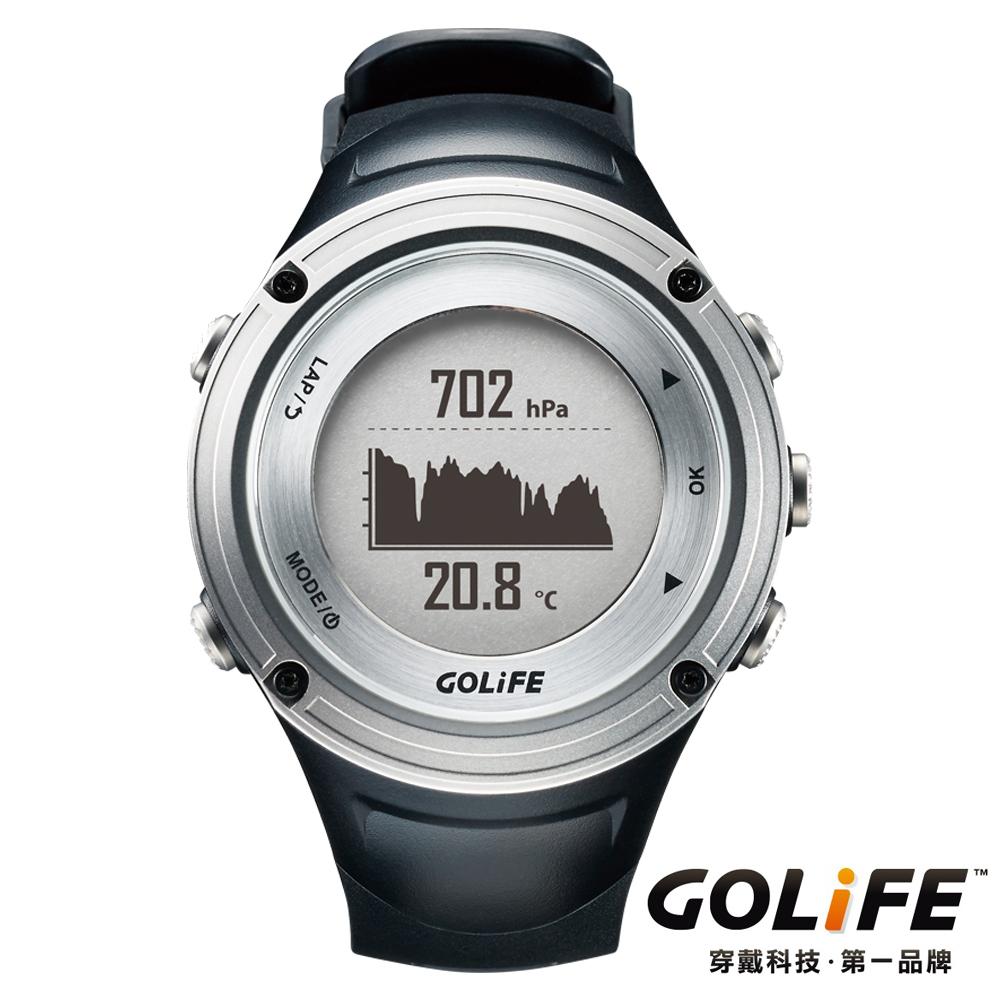 【GOLiFE】GoWatch X-PRO 全方位智慧戶外運動GPS腕錶 by PAPAGO!