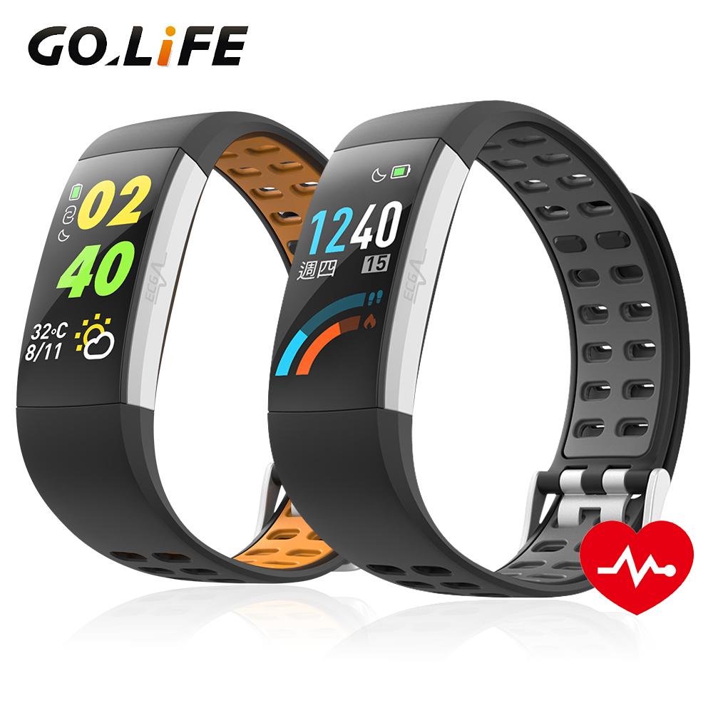 GOLiFE Care U 多功能智慧運動心率手環(送運動毛巾)