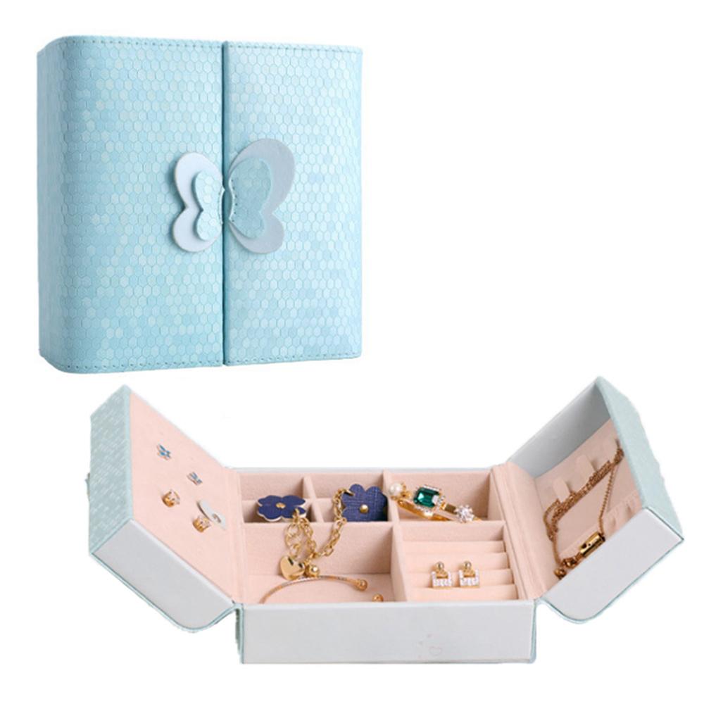 【COMET】雙開蝴蝶結展示盒(TO-BX05)