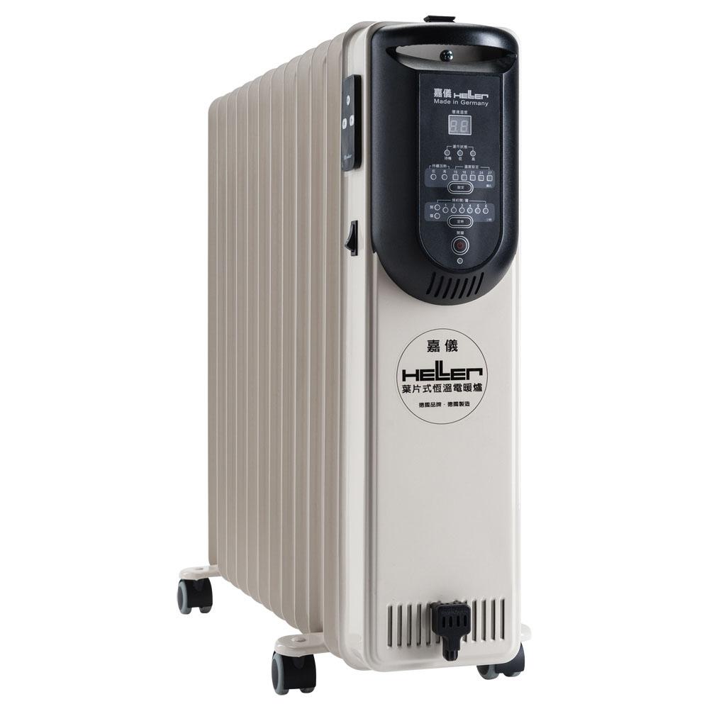 HELLER 嘉儀 葉片式電暖爐爐 KED512T