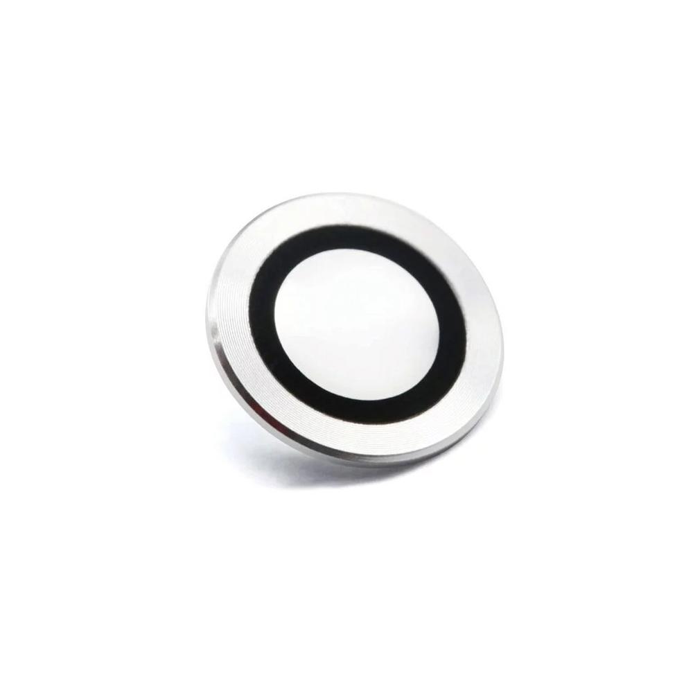 Imos 藍寶石鏡頭保護貼 銀色 iPhone 11 Pro