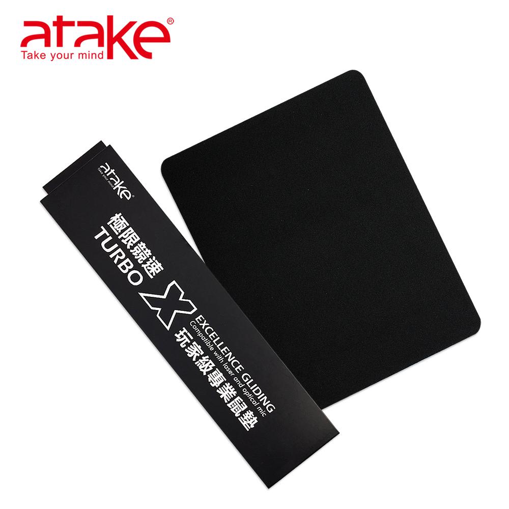 【ATake】- 極限競速X玩家級專業鼠墊 SMP-113CBK
