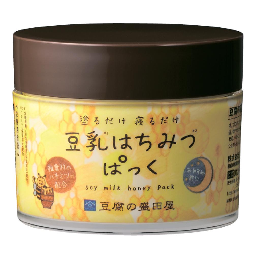 即期促銷 豆腐盛田屋 蜂蜜保濕凍膜*2入 送mini洗臉皂&起泡網
